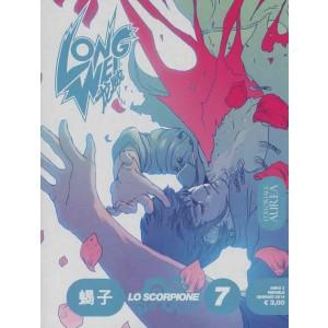 Long Wei - N° 7 - Lo Scorpione Domina Sul Regno Dell'Odio - Editoriale Aurea