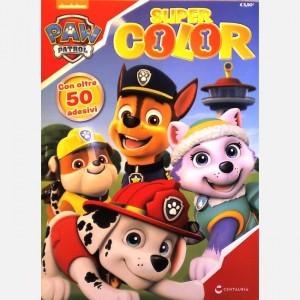 PAW Patrol - Gioca e colora Numero 4 del 2016