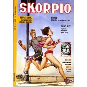 Skorpio Anno 30 - N° 11 - Skorpio 2006 11 - Skorpio Editoriale Aurea