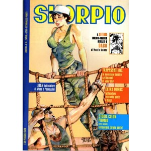 Skorpio Anno 30 - N° 35 - Skorpio 2006 35 - Skorpio Editoriale Aurea