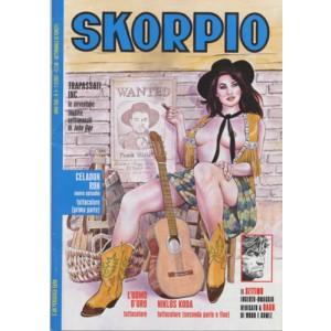 Skorpio Anno 31 - N° 8 - Skorpio 2007 8 - Skorpio Editoriale Aurea