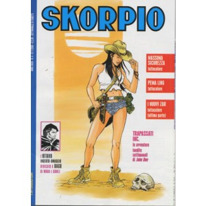 Skorpio Anno 32 - N° 4 - Skorpio 2008 4 - Skorpio Editoriale Aurea