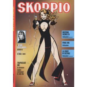Skorpio Anno 32 - N° 8 - Skorpio 2008 8 - Skorpio Editoriale Aurea