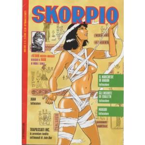 Skorpio Anno 32 - N° 15 - Skorpio 2008 15 - Skorpio Editoriale Aurea