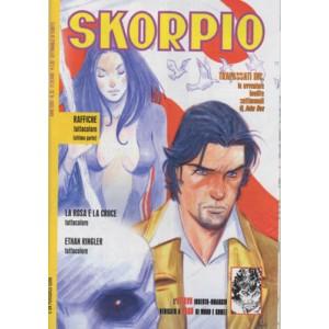 Skorpio Anno 32 - N° 33 - Skorpio 2008 33 - Skorpio Editoriale Aurea