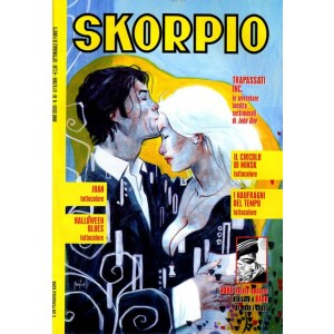 Skorpio Anno 33 - N° 40 - Skorpio 2009 40 - Skorpio Editoriale Aurea