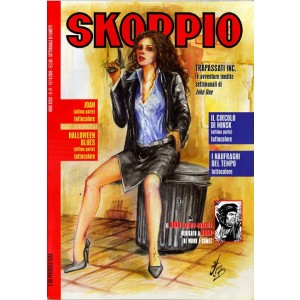 Skorpio Anno 33 - N° 41 - Skorpio 2009 41 - Skorpio Editoriale Aurea