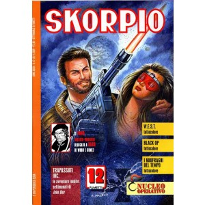 Skorpio Anno 33 - N° 47 - Skorpio 2009 47 - Skorpio Editoriale Aurea