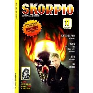 Skorpio Anno 34 - N° 25 - Skorpio 2010 25 - Skorpio Editoriale Aurea