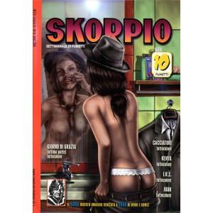 Skorpio Anno 34 - N° 40 - Skorpio 2010 40 - Skorpio Editoriale Aurea