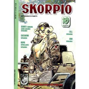 Skorpio Anno 34 - N° 41 - Skorpio 2010 41 - Skorpio Editoriale Aurea