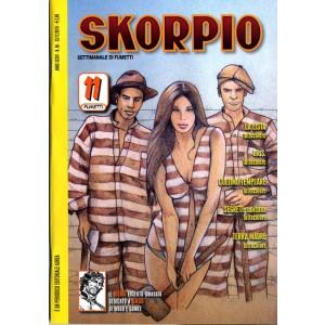 Skorpio Anno 34 - N° 50 - Skorpio 2010 50 - Skorpio Editoriale Aurea