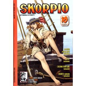 Skorpio Anno 34 - N° 51 - Skorpio 2010 51 - Skorpio Editoriale Aurea