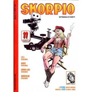 Skorpio Anno 35 - N° 5 - Skorpio 2011 5 - Skorpio Editoriale Aurea