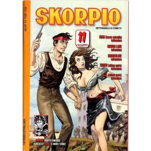 Skorpio Anno 35 - N° 6 - Skorpio 2011 6 - Skorpio Editoriale Aurea