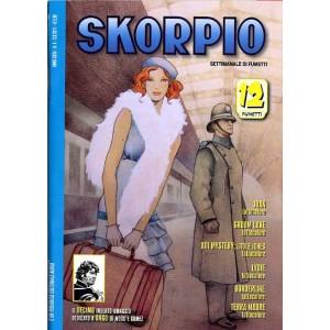 Skorpio Anno 35 - N° 8 - Skorpio 2011 8 - Skorpio Editoriale Aurea