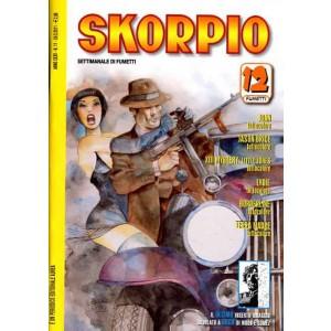 Skorpio Anno 35 - N° 11 - Skorpio 2011 11 - Skorpio Editoriale Aurea