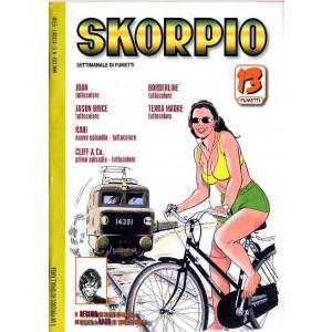 Skorpio Anno 35 - N° 12 - Skorpio 2011 12 - Skorpio Editoriale Aurea