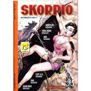 Skorpio Anno 35 - N° 13 - Skorpio 2011 13 - Skorpio Editoriale Aurea