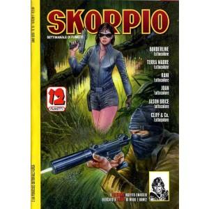 Skorpio Anno 35 - N° 14 - Skorpio 2011 14 - Skorpio Editoriale Aurea