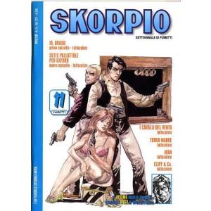 Skorpio Anno 35 - N° 16 - Skorpio 2011 16 - Skorpio Editoriale Aurea
