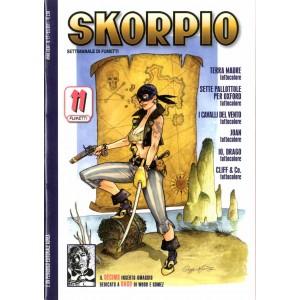 Skorpio Anno 35 - N° 17 - Skorpio 2011 17 - Skorpio Editoriale Aurea