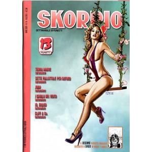 Skorpio Anno 35 - N° 19 - Skorpio 2011 19 - Skorpio Editoriale Aurea