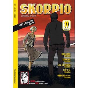 Skorpio Anno 35 - N° 24 - Skorpio 2011 24 - Skorpio Editoriale Aurea