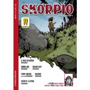 Skorpio Anno 35 - N° 28 - Skorpio 2011 28 - Skorpio Editoriale Aurea