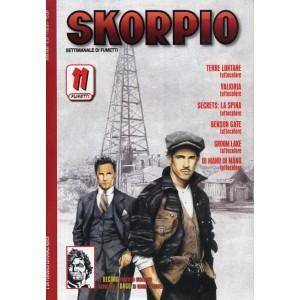 Skorpio Anno 35 - N° 31 - Skorpio 2011 31 - Skorpio Editoriale Aurea
