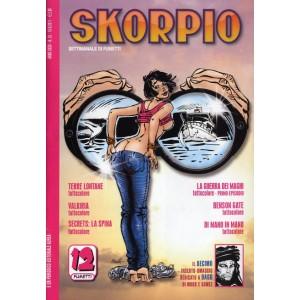 Skorpio Anno 35 - N° 32 - Skorpio 2011 32 - Skorpio Editoriale Aurea
