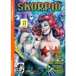 Skorpio Anno 35 - N° 35 - Skorpio 2011 35 - Skorpio Editoriale Aurea