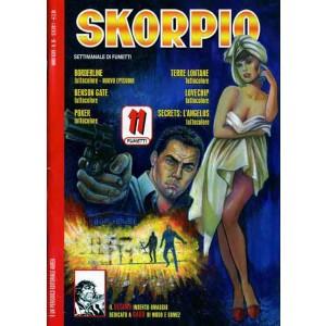 Skorpio Anno 35 - N° 36 - Skorpio 2011 36 - Skorpio Editoriale Aurea