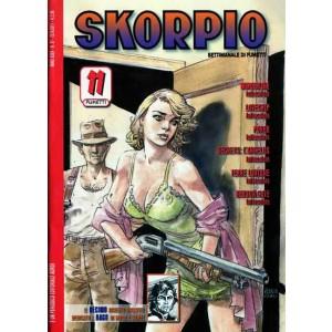 Skorpio Anno 35 - N° 37 - Skorpio 2011 37 - Skorpio Editoriale Aurea
