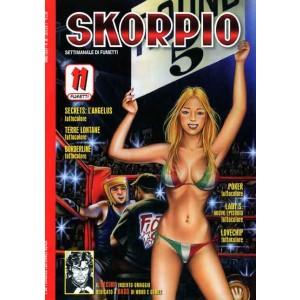 Skorpio Anno 35 - N° 38 - Skorpio 2011 38 - Skorpio Editoriale Aurea
