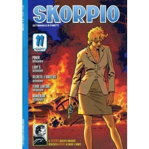 Skorpio Anno 35 - N° 39 - Skorpio 2011 39 - Skorpio Editoriale Aurea