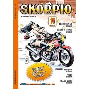 Skorpio Anno 35 - N° 43 - Skorpio 2011 43 - Skorpio Editoriale Aurea