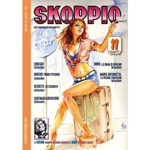 Skorpio Anno 35 - N° 49 - Skorpio 2011 49 - Skorpio Editoriale Aurea