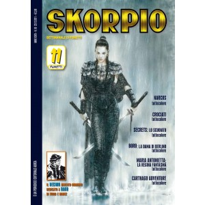 Skorpio Anno 35 - N° 50 - Skorpio 2011 50 - Skorpio Editoriale Aurea