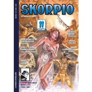 Skorpio Anno 35 - N° 52 - Skorpio 2011 52 - Skorpio Editoriale Aurea