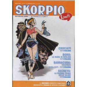 Skorpio Anno 36 - N° 2 - Skorpio 2012 2 - Skorpio Editoriale Aurea