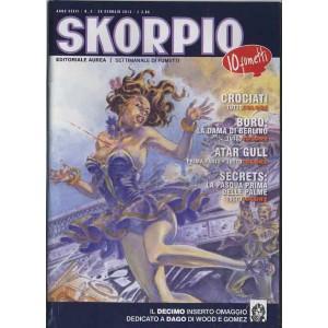 Skorpio Anno 36 - N° 3 - Skorpio 2012 3 - Skorpio Editoriale Aurea
