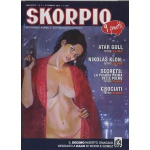 Skorpio Anno 36 - N° 5 - Skorpio 2012 5 - Skorpio Editoriale Aurea
