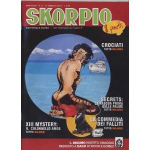 Skorpio Anno 36 - N° 6 - Skorpio 2012 6 - Skorpio Editoriale Aurea