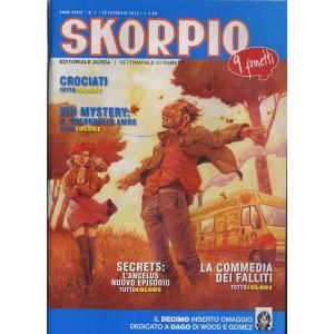 Skorpio Anno 36 - N° 7 - Skorpio 2012 7 - Skorpio Editoriale Aurea