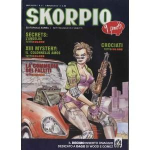Skorpio Anno 36 - N° 8 - Skorpio 2012 8 - Skorpio Editoriale Aurea