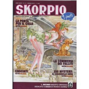 Skorpio Anno 36 - N° 9 - Skorpio 2012 9 - Skorpio Editoriale Aurea
