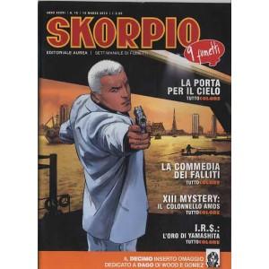 Skorpio Anno 36 - N° 10 - Skorpio 2012 10 - Skorpio Editoriale Aurea