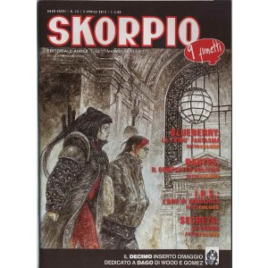Skorpio Anno 36 - N° 13 - Skorpio 2012 13 - Skorpio Editoriale Aurea