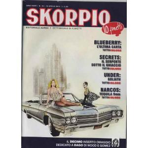 Skorpio Anno 36 - N° 15 - Skorpio 2012 15 - Skorpio Editoriale Aurea